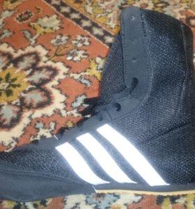 Adidas кроссовки для бокса Hog