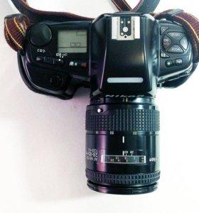 Пленочная зеркальная фотокамера Nikon F90X