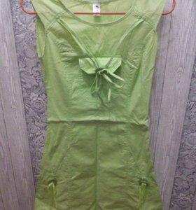 Платья, блузки, сарафаны 40-42 р- р