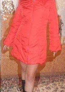 модное пальто-куртка