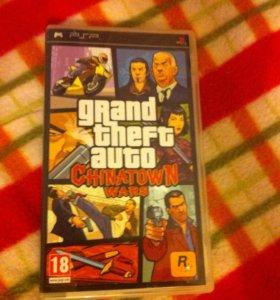 Grand Theft Auto: Chinatown Wars для PSP