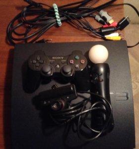 PS3 пс3 приставка