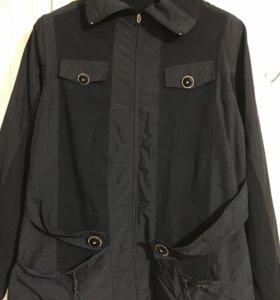 Куртка новая на флисе