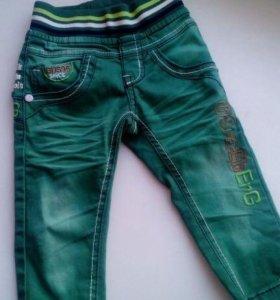 Модные детские джинсы фирмы глория джинс