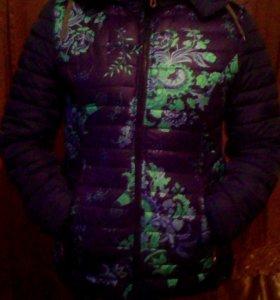 Куртка,осень.