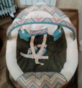 Электрическая кресло качалка, с музыкой.