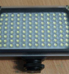 Светодиодный накамерный свет