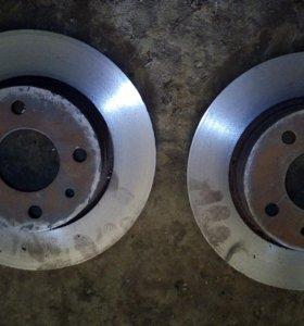 Тормазные диски 2108-2114