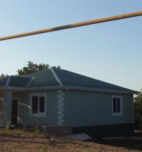 Продам новый дом в хорошем Районе ст.Раевской