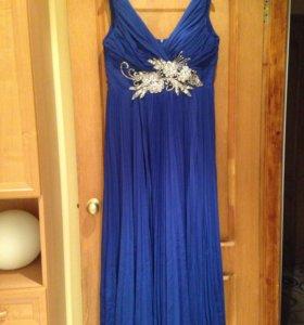Вечернее платье р-р 52-54