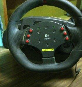 Игровой руль для персонального компьютера