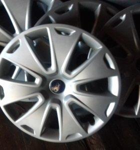Колпаки оригинальные R16 Ford Mondeo 4шт