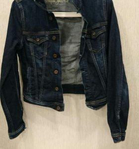 Новая куртка джинсовая Pepe jeans