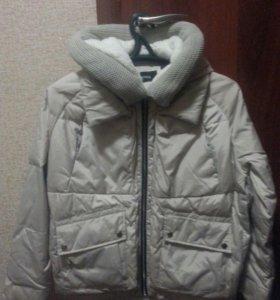 Куртка зимняя+2куртка в подарок