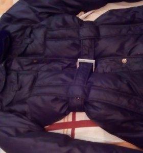 Пуховик (куртка зимняя) женская