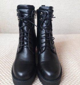 Весна! Новые сапоги ботинки полуботинки батильоны