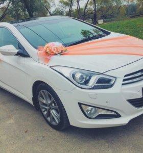 Аренда, прокат авто с водителем на свадьбу