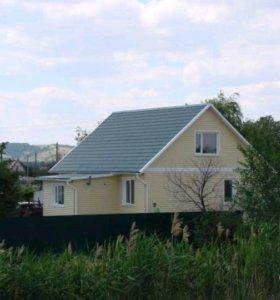 2-этажный дом 130 м² (кирпич) на участке 12 сот.,