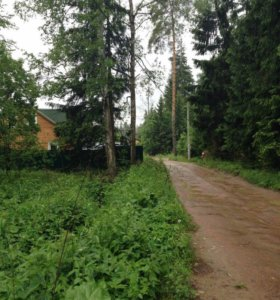 Земельный участок в Краснознаменске