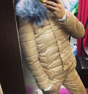 Новый костюм зимний женский