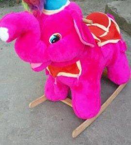 Слон-качалка(новый)