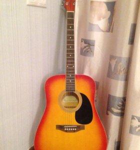 гитара martinez w-11cs