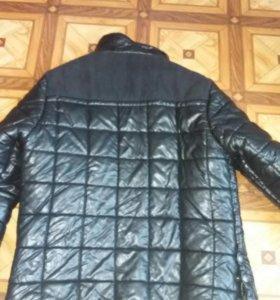 Куртка на мальчика 11-12 лет xl