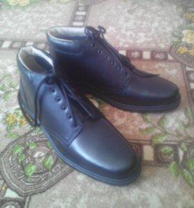 Военные ботинки новые