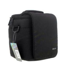 Сумка DEXP W005 черный для фотоаппарата
