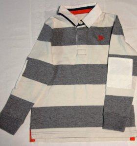 Рубашка- поло 5-6лет
