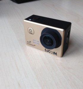 Экшн-камера sjcam 5000 + wifi