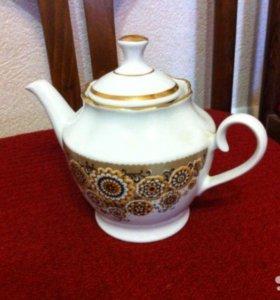 Чайник 16 см с крышкой
