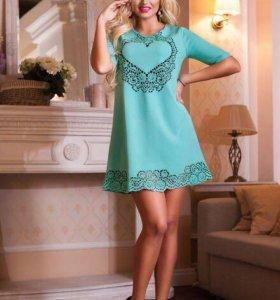 Платье-туника, новое