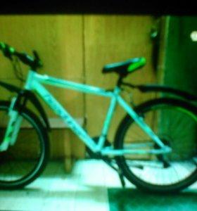 продам  новый велосипед 18 скоростей