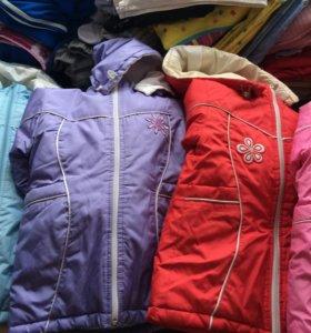 Куртка и штаны осень 4-6 лет