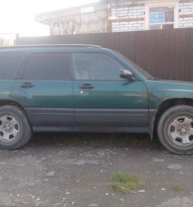 Запчасти для Subaru Forester 1997 года akpp