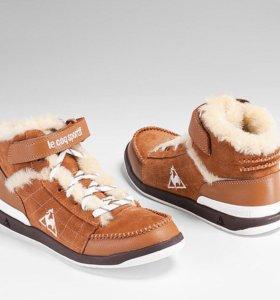 Зимние кеды Le coq sportif