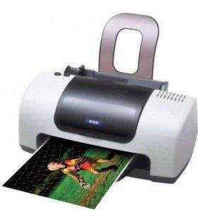 Принтер Epson Stylus C43SX