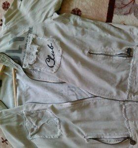 Куртка летния размер l