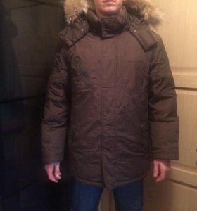 Пуховик куртка Finn Flare мужской