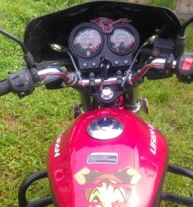 Мотоцикл. Лифан 150