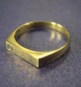 Кольцо золото 750°