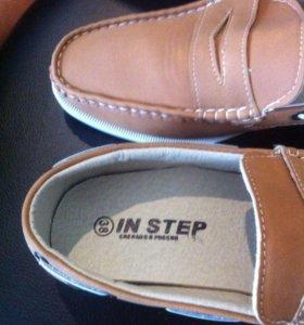 Ботинки осенние 38размер