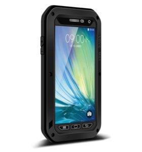 чехол Love Mei для Samsung A3:A5:A7:A8:A9
