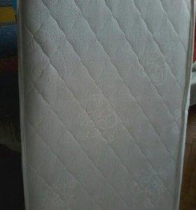 Матрас для детской кроватки 60х120 см
