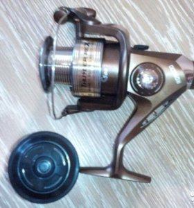 Новая рыболовная катушка.