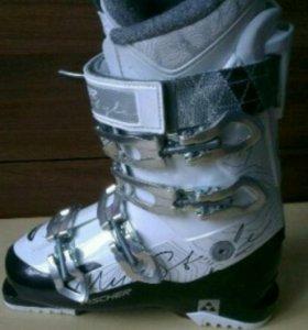Fischer soma tec my style 7 горнолыжные ботинки