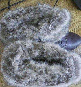 п/ботинки зимние,новые