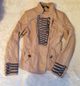Куртка гусарского стиля ,очень крутая