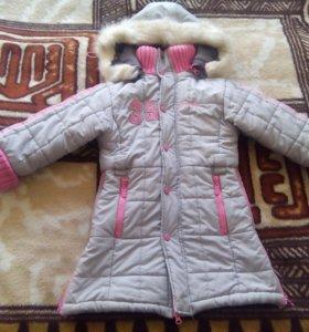 Куртки-пальто